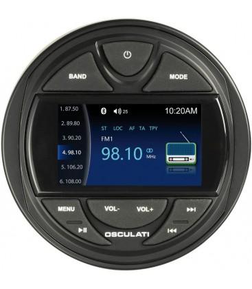 M3-TFT DASHBOARD FM/DAB/ROS RADIO WITH REMOTE CONTROL