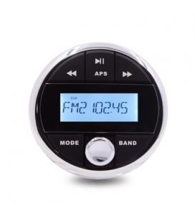 ΡΑΔIO MP3 ΜΕ ΘΥΡΑ USB ΚΑΙ ΣΤΡΟΓΓΥΛΟ ΧΕΙΡΙΣΤΗΡΙΟ