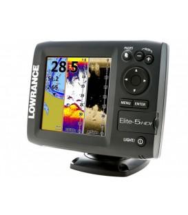 GPS and Sonar